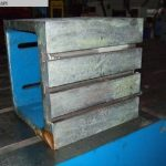 400 x 400 x 400 mm cube table