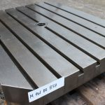 800 x 1000 mm Platen T slot table