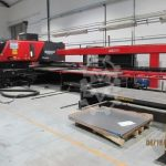 AMADA APELIO III 2510 V Combined punching laser cutting machineh