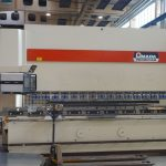 Amada Promecam HFB 170 4 press brake hydraulic