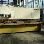Beyeler CP 3100 16 guillotine shearer hydraulical