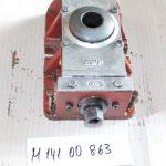 BWF 190 x 85 x 100 mm machine foot