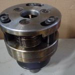 BWF RK 12 20 thread rolling head