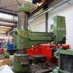 Cegielski Radial Drilling Cegielski GRV 553 with rotary table