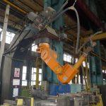 Cloos robot Robot CLOOS Romat 350