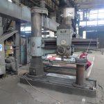 Csepel radial drill RFH 75 1750