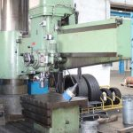 CSEPEL RFH100 2500 radial Drilling
