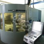 DECKEL MAHO DMU 60T GO 2015 5 axis Machining centre