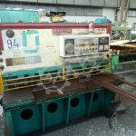 DUCK SUNG DS 1500 Plate shear