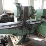EDEL HRM 25 500 punching machine
