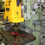 Edelhoff AZR 7 Eccentric press 130 ton