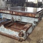 England rotary table Rotary table 2500×2500