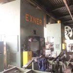 EXNER EX 340 Doppelständerprese hydraulic