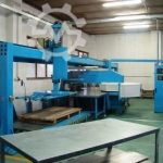 FINN POWER TP 250 CNC Turret Punch Press