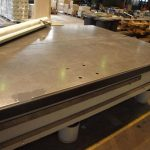 Fischer 3500 x 2000 mm Measuring and marking plate