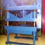 FISCHER HYDRAULIC PRESS
