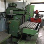 Geldmacher FUW 500 Konv Milling machine