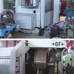 GEORG FISCHER NDM 7 50 CNC LATHE REVOLVER