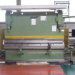GWF H 80 25 DNC press brake hydraulic