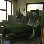 HERMLE UWF 851 H CNC vertical milling machine