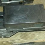 HILMA Hydraulic Machine Vise