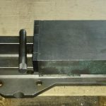 HILMA ROMHELD Hydraulic Machine Vise