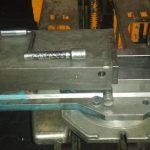 HILMA ROMHELD Klemmung pneumatisch Hydraulic Machine Vise