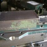 Hydraulic Machine Vise