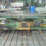 Infratirea Oradea rotary table CNC Rotary Table MRD 2500×2500