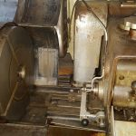 JUNG BERLIN B 14 Interior and surface grinding