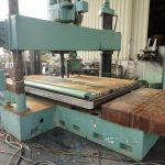 KOLB Radial double column drilling machine