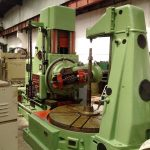 KOLOMNA 5342 Gear Hobbing Machine