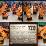 KUKA VK360 ROBOT