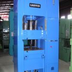 LAUFFER 100t Hydraulic Press