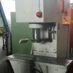 MAE S63RH Straightening Press