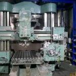 MAS WKV 100 GO 2013 Jig boring machine