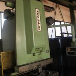 MENGELE E 65 1250 Press Brake Hydraulic