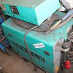 MERKLE OptiMIG 450 DW Protective gas welding machine