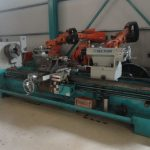 MEXIM SPA 10 HORIZONTAL LATHE