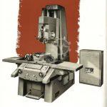 MIKROMAT BKoE 450 x 800 Jig Boring machin