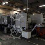 MORI SEIKI NH 5000 CNC Machining centre horizontal