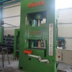 MULLER ZE160 HYDRAULIC PRESS