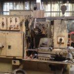 NILES ZFWZ 250X5 II Gear hobbing machine