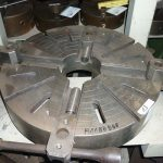 Ø 500 mm Face plate four jaw Chuck