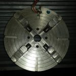 Ø 500 mm Four jaw chuck face plate