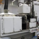 Oerlikon Mattison Vertical surface grinder