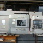 OKUMA MULTUS B300 W with full 7 axis Multi tasking CNC Lathe Turning Milling
