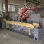 PANASONIC VR 006L 6 axis welding robot