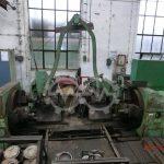 RAFAMET UBB 112 2 Wheel Lathe