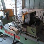 RAPID Maschinenbau DGL 200M Double miter saw